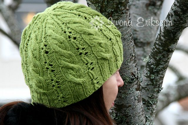 Ravelry: Altea hat by Iwona Eriksson Published in e-book Autumn's Softness