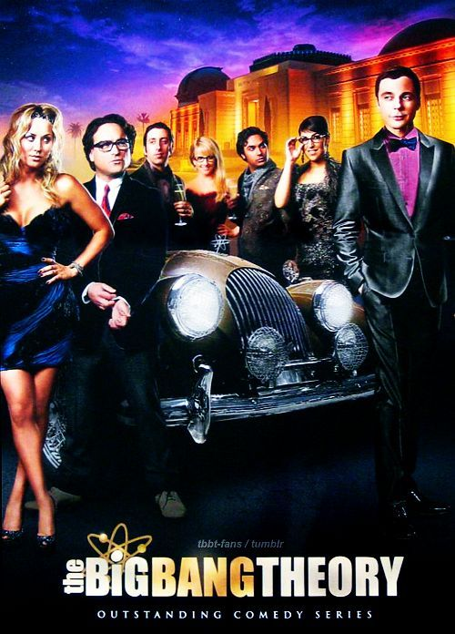 #BBT For Your Consideration - Outstanding Comedy Series (Emmy 2013)