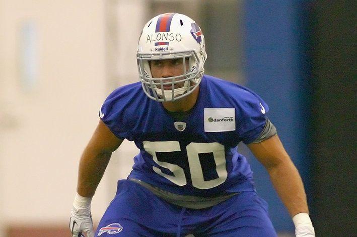 Kiko Alonso signs rookie contract with Buffalo Bills - Buffalo Rumblings