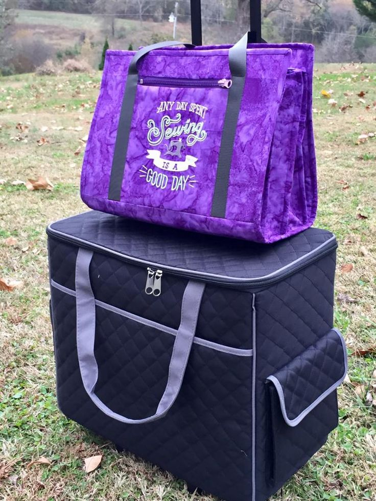 Ultimate carry all bag for crafts (Video added) Bags