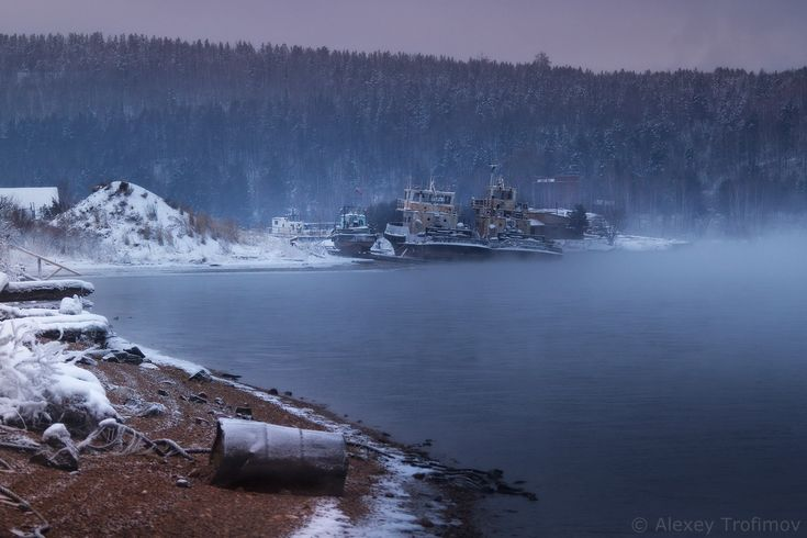 35PHOTO - Алексей Трофимов - Ангарский затон