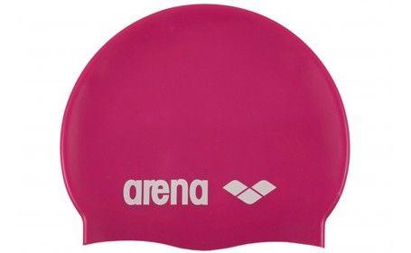 Gorra Arena Natación Classic Silicon Mujer - Deportes Martí