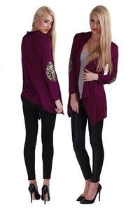 Sequin Cardi  #sequinpatch #sequin #winterfashion #maroon #queensland #newzealand #fashion #boutique #ootd #dolli