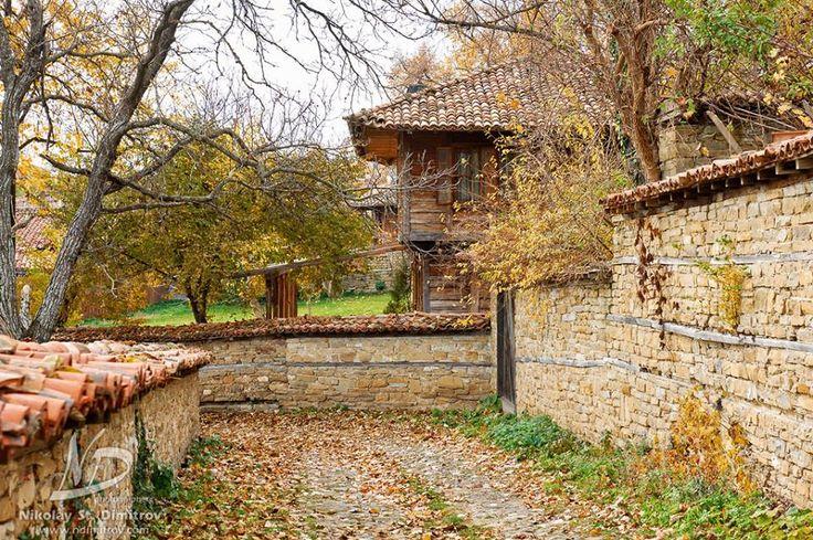 Есен в Жеравна фотограф: Николай Ст. Димитров