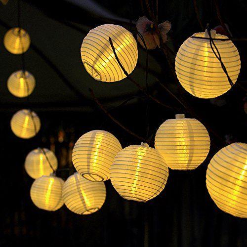 Lighting 151 pinterest arquitetura solar string lights outdoor 157ft 20 led fairy lights warm white mozeypictures Gallery