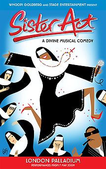 Sister Act the #Musical
