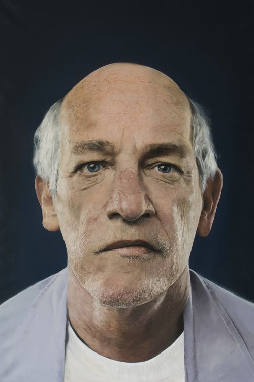Untitled -  It´s not a photo - it´s Oil on Linen by Michael Sydney Moore…