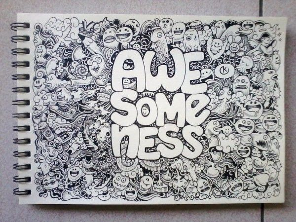awesomeness_doodles_by_kerbyrosanes-d5npfxy