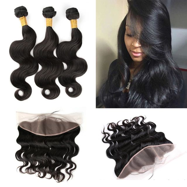 Brazilian pre-planned frontal with bundles