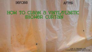 Machine Wash Shower Curtain Liner