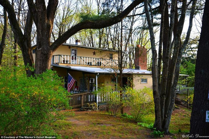 House of The Conjuring: Ed and Lorraine Warren have been investigating cases of hauntings, possessions and other odd occurrences since the 1950s, and house all the relics they collected over the years in the basement of their home in Monroe Connecticut