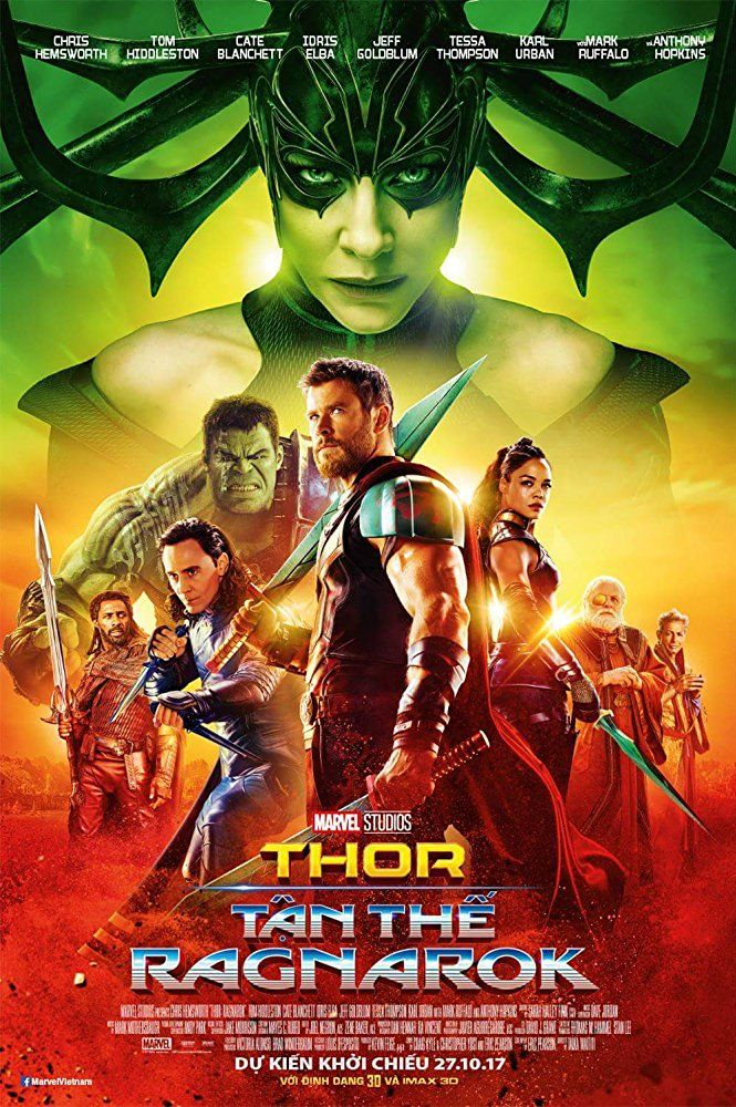 Putlocker.HD!!-[Official!] Watch The Thor: Ragnarok 2017 Full Movie Online Film