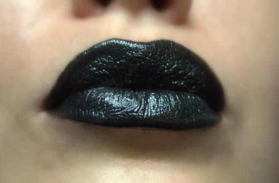 Black Lipstick - Nourishing - Tulipe Noire- All natural