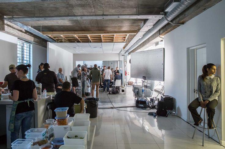 FILM shoot || BURGER KING || Drive-in Studio || Roodebloem Studios || Studios, Film, Stills, Events & Gear Rental