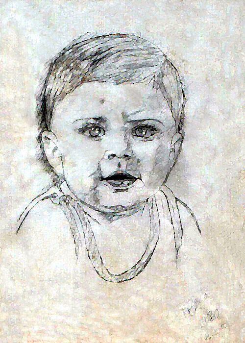 Baby by Madalena Lobao-Tello