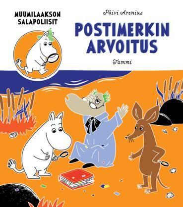 Postimerkin arvoitus - Päivi Arenius - #kirja