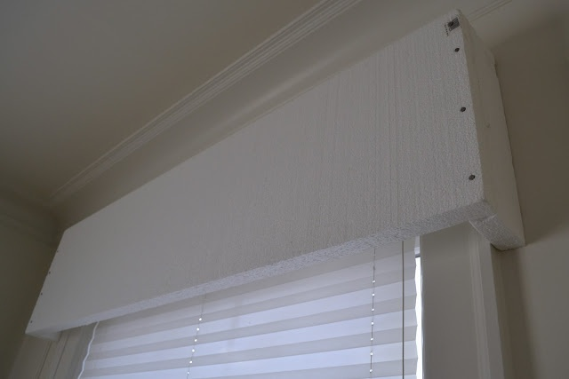 Quick And Easy Styrofoam Cornices Alexandra Room