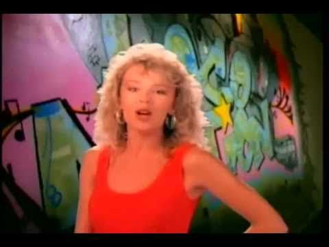 Kylie Minogue --- Locomotion // This is so 80s and makes me so happy. :D