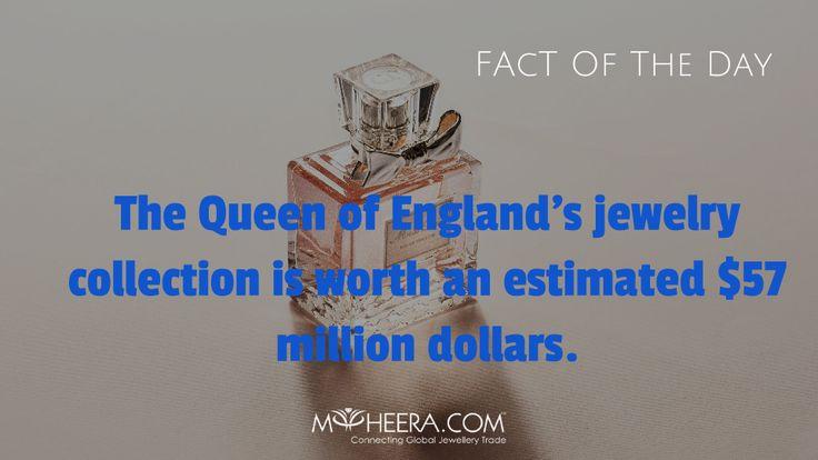 Fact Of The Day From #MyHeera #socialmedia #diamonds #royal #startups #entrepreneurship #b2b #b2c