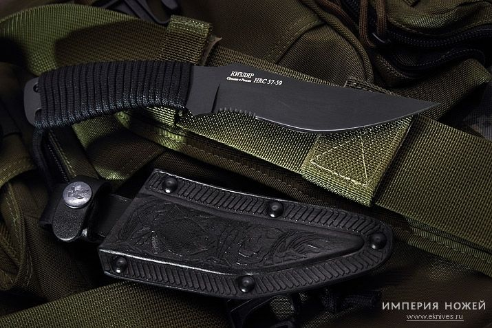 Тактические Ножи Кизляр Пиранья - 1