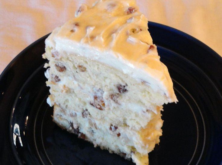 Nanny's italienischer Sahnetorte  – Cakes