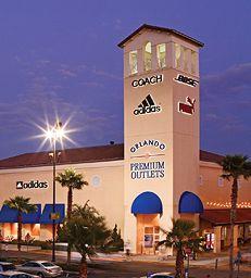 Orlando Shopping Cards - Shop Orlando Premium Outlets, Discounts in Orlando, FL