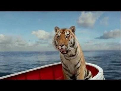 Trailer de Una Aventura Extraordinaria Life of Pi...