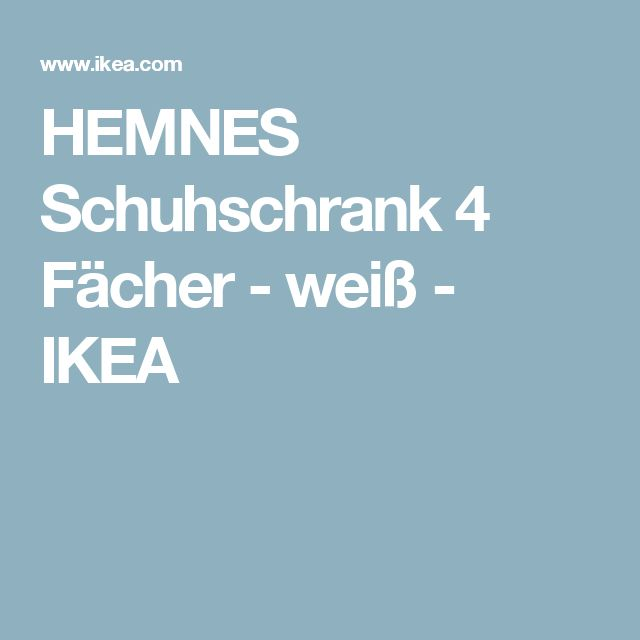 Ikea Unterschrank Für Backofen ~ Meer dan 1000 ideeën over Schuhschrank Weiß op Pinterest