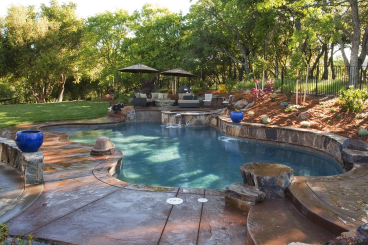 53 Best Finished Pools Images On Pinterest Pools Spa And Spas
