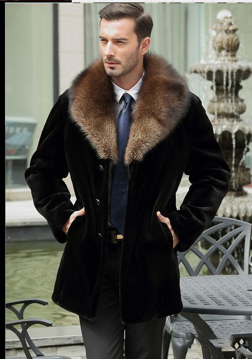 Best 25  Fur jacket mens ideas on Pinterest   Women's fur & faux ...