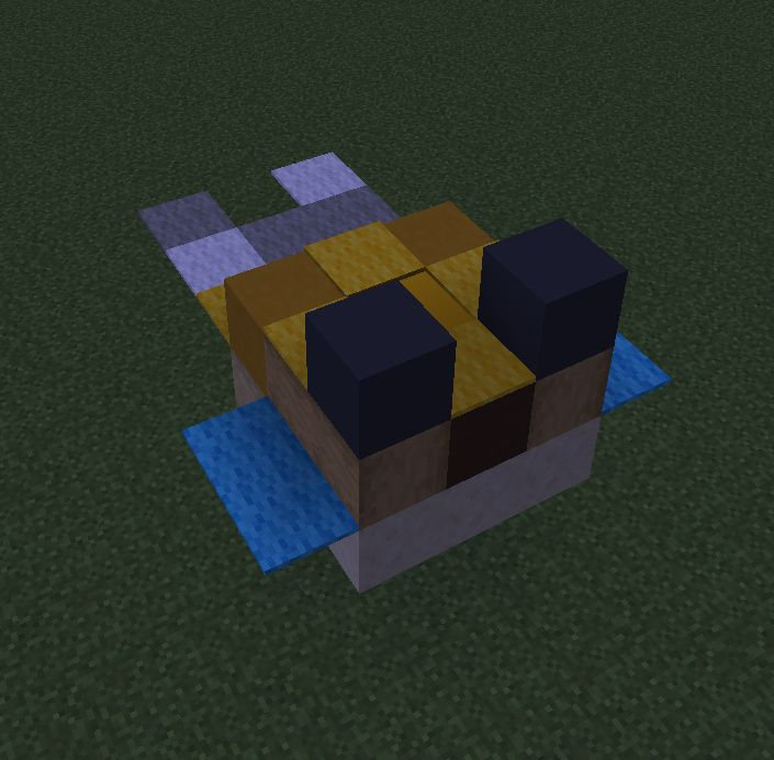 I Made A Small Pufferfish Full Credits To U Rosariobono In 2021 Minecraft Designs Minecraft Statues Minecraft Creations