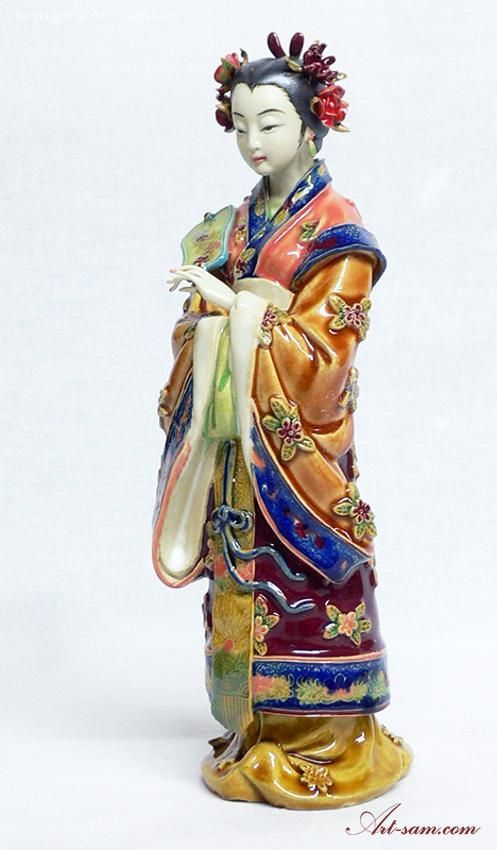 Best images about chinese porcelain figurines on