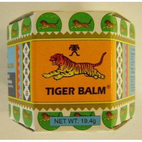 BÁLSAMO DEL TIGRE BLANCO TIGER BALM 19 g.