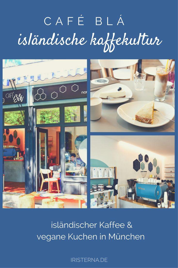 """""""Blá"""" heißt auf isländisch nämlich blau, die isländische ist der italienischen Kaffeekultur mindestens ebenbürtig und die hausgemachten Kuchen sind unvergleichlich."""