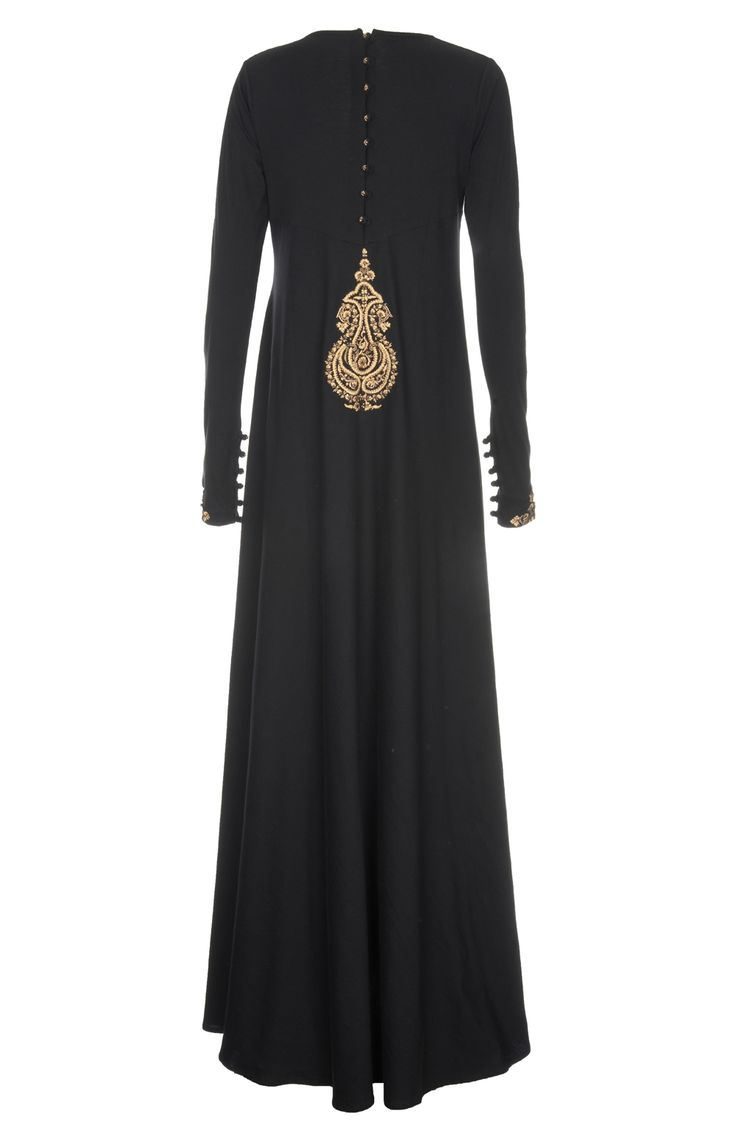 Oh, man! I'm in love with this Neroli Abaya | Aab