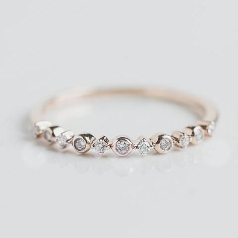 Jessica Ring Stackable Wedding Bands Antique Engagement