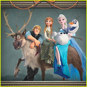 New Frozen movie 2015