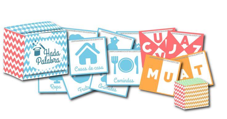 Logopedia dinámica y divertida : HADA PALABRA