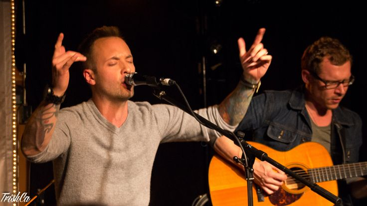 Dallas Smith Lifted CD Release at Boots and Bourbon in Toronto