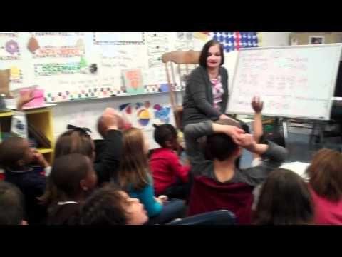 Video of Number Talks in a Kindergarten Classroom