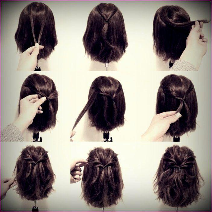 15 Frisuren für kleines Haar; Ihr Bobschnitt wird jeden Tag anders aussehen