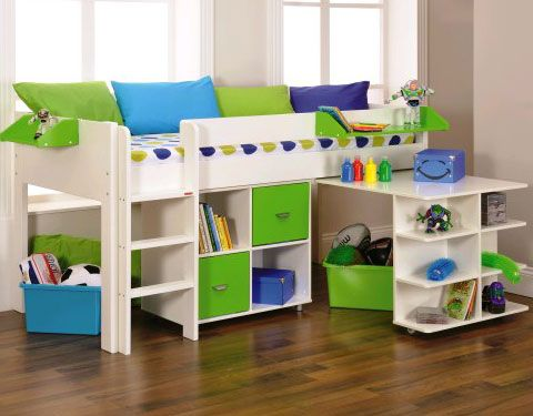 childrens mid sleeper bed - Google Search