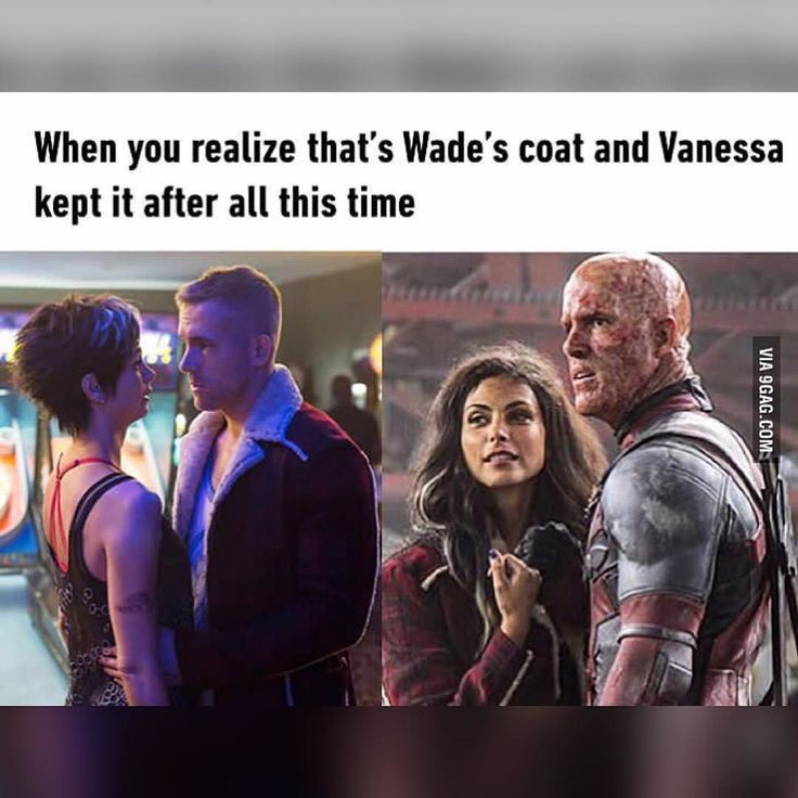 True Love.  Via @comic.book.memes #Deadpool by marvelousfacts