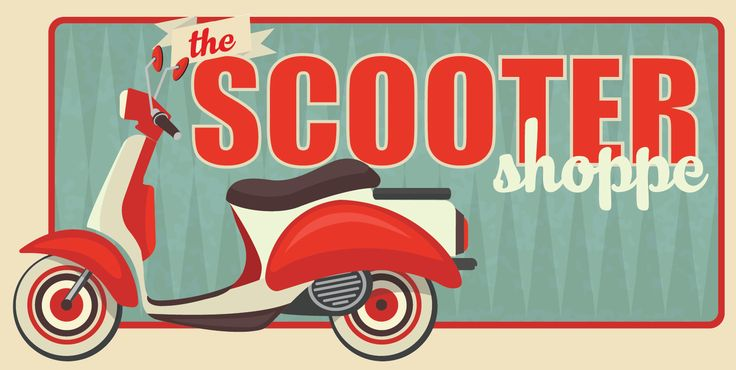At Coltyn Company we are the scooter shoppe for the coolest basket that fits the Honda Metropolitan Scooter
