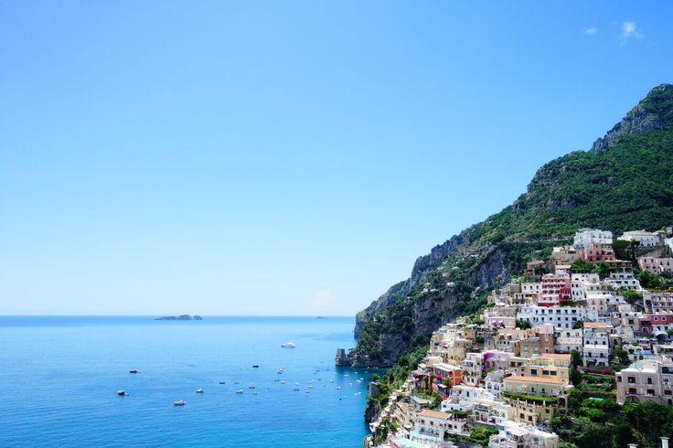 Positano. Amalfi Coast. Italy.