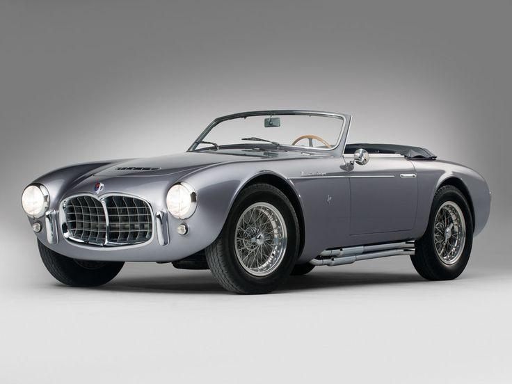 1953 Maserati A6G/2000 Spyder by Frua | Monterey 2013 | RM AUCTIONS