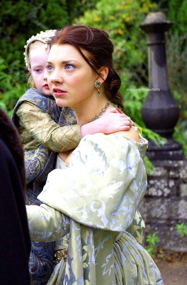 The Tudor Anne And Princess Elizabeth
