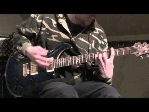 Until Dawn - This Fallen Fortress Guitar lesson