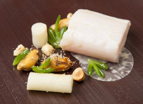 Sous-Vide Pollock with Celeriac and Mussels - Sous-Vide Tools