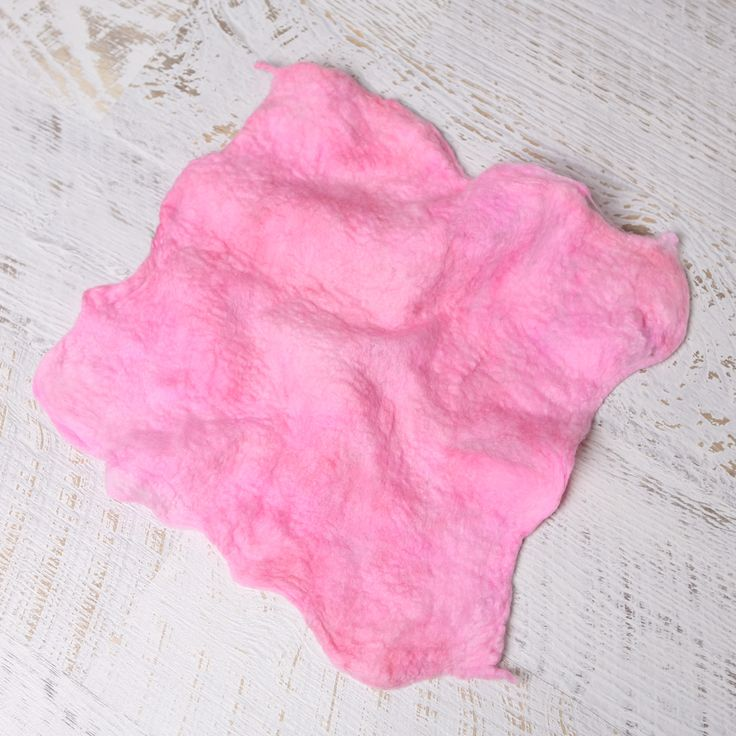 """PINK FELT $10.00 40 x 40cm Postage: flat rate $7 within Australia. $15 everywhere else. Ships within 3 working days. Postage time within Australia 1-4 working days, outside Australia 3-10 working days via Air Mail.Use the code """"FREESHIPPING"""" at checkout if your order is over $150.Image credit: Claire Gordon Photography"""